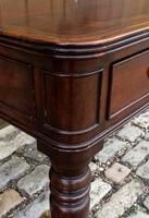 Gillows Small Mahogany Writing Table (4 of 6)