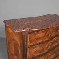 Marble Top Walnut Chest of Drawers (4 of 15)