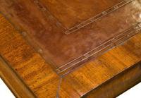 Mid 19th Century 2 Drawer Mahogany Writing Table (7 of 9)