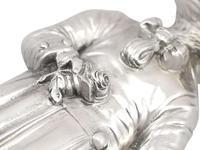 German Silver Pepperette - Antique c.1900 (6 of 9)