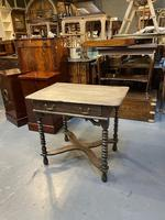 18th Century Oak Country Table (9 of 10)