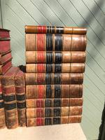 30 Antique Leather Bound Law Books 1910-1940 (4 of 7)