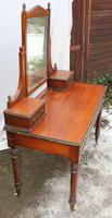 1910's Elegant Maple and Co Mahogany Dressing Table (2 of 5)