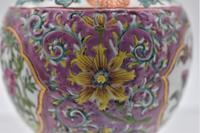 Chinese Porcelain Cockerel Water Pot c.1890 (3 of 6)