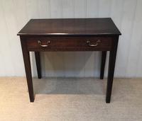 Early 19th Century Oak Side Table (9 of 10)