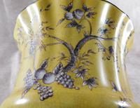 19th Century Crackle Glaze Jardiniere (6 of 7)