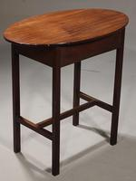 Attractive George III Period Occasional Table (3 of 3)