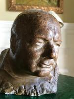 Rare Sir Winston Churchill Marquette (4 of 4)