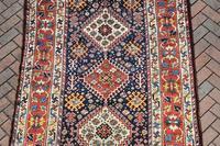 Good antique Luri carpet 250x156cm (8 of 10)