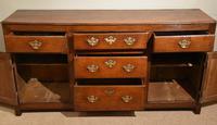 Oak Dresser Base 18th Century (2 of 7)