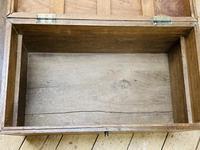 19th Century Oak Tool Chest (12 of 16)