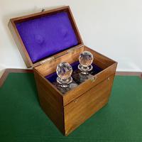 Victorian Mahogany Decanter Box (3 of 7)