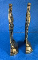 Pair of Victorian Brass Door Stops (8 of 16)