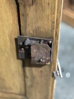 French Bleached Oak Sideboard or Dresser Base (14 of 23)