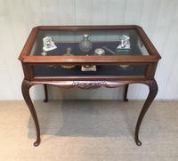 Edwardian Mahogany Bijouterie Table (3 of 10)