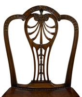 Set of 6 Chairs '4+2 Carvers' (5 of 6)