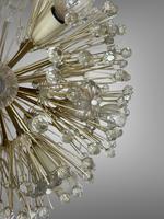 Vintage Mid Century Chandelier Sputnik Emil Stejnar Dandelion Style 16 Lights (5 of 7)