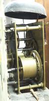 18th Century Longcase Clock Fine Welsh Oak Bala Grandfather Clock Painted Dial c.1844 (5 of 13)