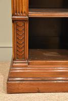 19th Century Triple Section Mahogany Bookcase (4 of 8)