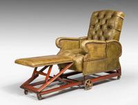 19th Century Adjustable Invalids Chair (5 of 11)