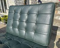 Pair of Barcelona Chairs & Ottoman (16 of 30)