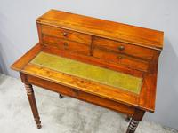 French Rosewood Writing Table (3 of 12)