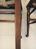 Arts & Crafts, Morris & Co - William Morris, Hampton Court Chairs c.1910-1912 (19 of 22)