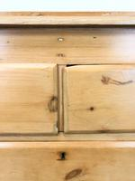 Victorian Pine Chest of Drawers (5 of 9)