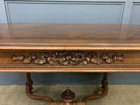 Good French Walnut Centre Table (4 of 14)