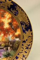 Wonderful Noritake Cabinet Plate (3 of 7)