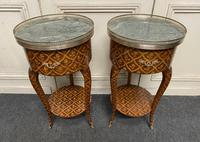 Finest Pair of French Bedside Tables (12 of 29)