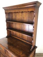 Early 20th Century Oak Dresser (2 of 15)