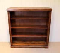 Oak Open Bookcase c.1920 (2 of 12)