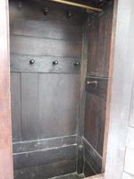 Country Oak Press Cupboard c.1730 (4 of 10)