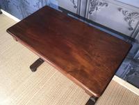 Victorian Mahogany Side Table (4 of 9)