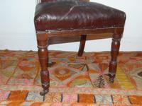 E.W Godwin Set of Four Chairs (6 of 6)