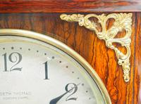 Amazing Seth Thomas Sonora chime mantle clock 8 Day Westminster Chime Bracket Clock (9 of 11)