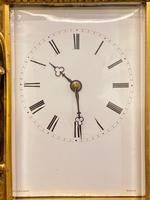 Rare French Mid 19th Century 'Caryatid' Cased Carriage Clock – Lucien Paris (2 of 6)
