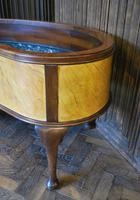 Large Antique Kidney Shaped Jardiniere (7 of 9)