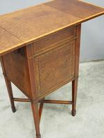 Pair of Thuya Wood Bedside Cabinets (13 of 13)