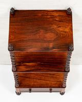 Pretty Victorian Rosewood Whatnot (4 of 7)