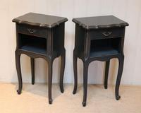 Pair of Painted Bedside Cabinets (5 of 9)