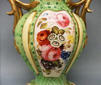 Henry & Richard Daniel Twin-Handled Vase, c.1825-30 (3 of 12)