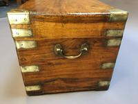 Campaign Camphor Chest Trunk (4 of 11)