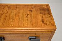 Art Deco Solid Oak Chest of Drawers (12 of 12)