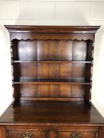 Early 20th Century Oak Dresser (10 of 15)