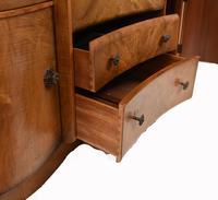 Art Deco Drinks Cabinet Walnut Vintage 1930s (12 of 16)