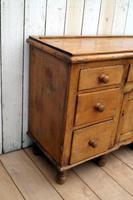 19th Century Pine Dresser Base (9 of 14)