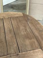 Super Rustic French Oval Farmhouse Dining Table (23 of 36)