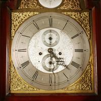 Victorian Mahogany Grandfather Clock (5 of 8)